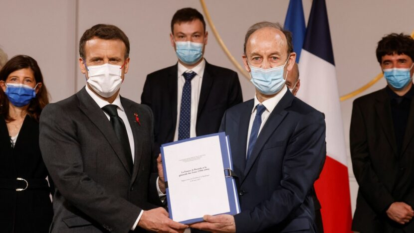 Francia desclasifica documentos sobre su rol en el genocidio en Ruanda, que evidencian su «ceguera» ante la matanza de unas 800.000 personas