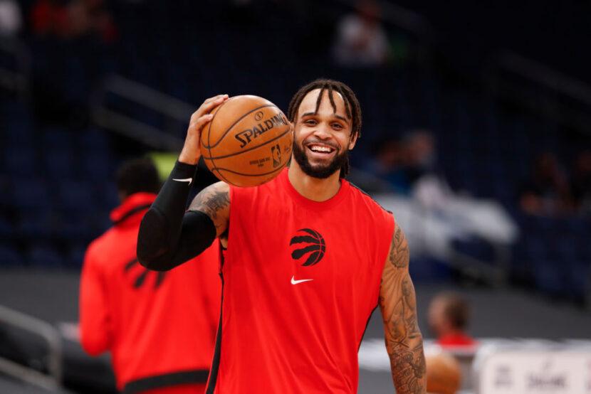 Gary Trent Jr. brilla temprano en el tiempo con los Toronto Raptors