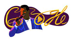 Google honra hoy al cantante de soul con un garabato