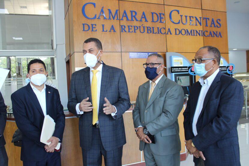 Guido Gómez Mazara solicita auditorías a gestiones de Peralta, Vargas y Javier García