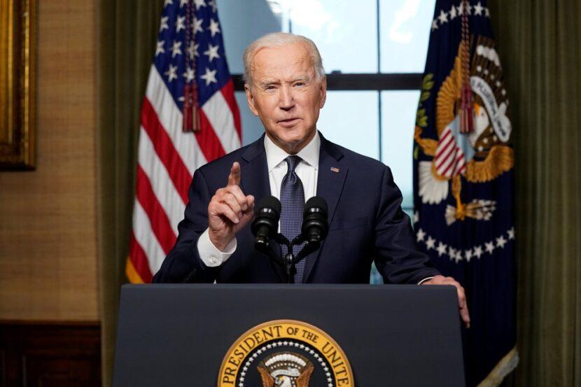 Joe Biden anunció la retirada de las tropas estadounidenses de Afganistán: