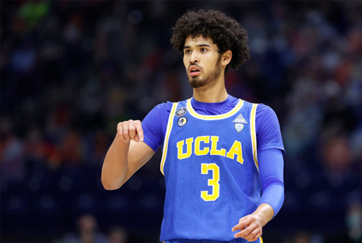 Johnny Juzang de UCLA ingresa al Draft de la NBA pero no contrata a un agente