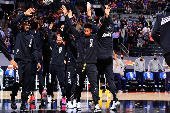 Los Suns harán su primera aparición en los playoffs desde 2010