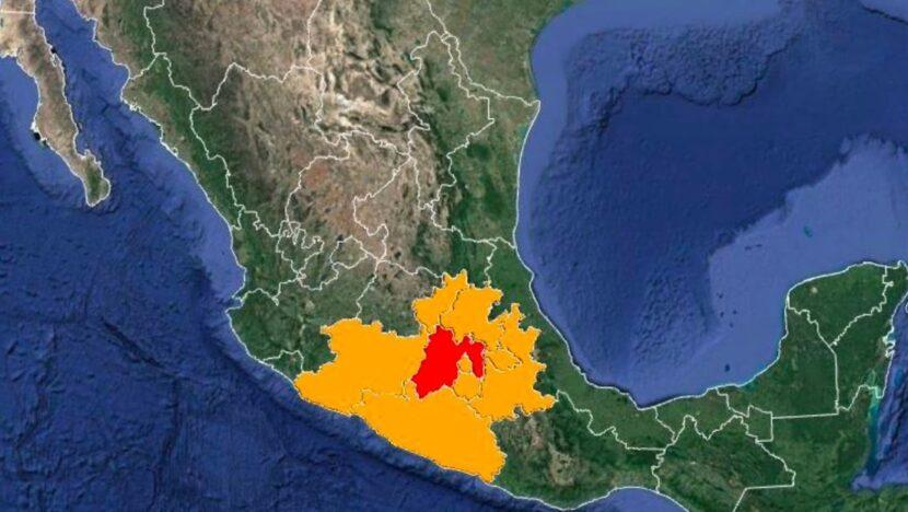México emite una alerta en 9 estados debido al robo de una fuente