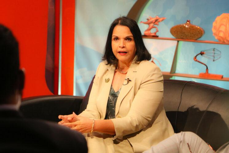 """Minou Tavárez Mirabal: """"Gobierno del PRM debe garantizar derecho a la protesta""""."""