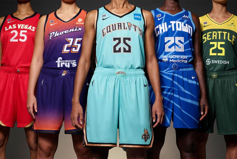 Nike presenta la edición uniforme y la indumentaria de la WNBA