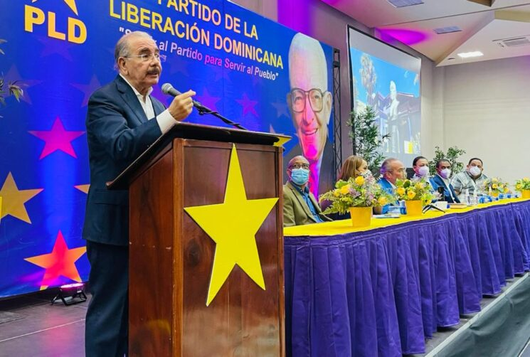 Danilo Medina exhorta alcaldes peledeistas a trabajar con transparencia para volver en el 2024