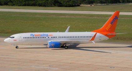 Sunwing aplaza para diciembre el retorno de sus vuelos a Punta Cana