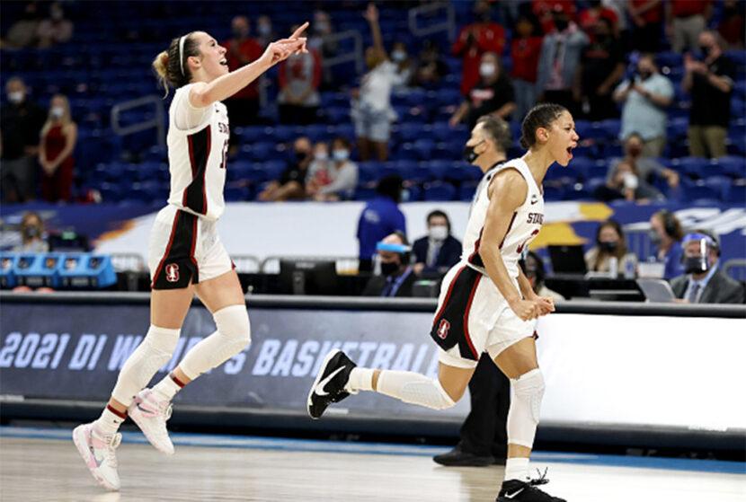 Vista previa de SLAM Final Four de mujeres de la NCAA 2021