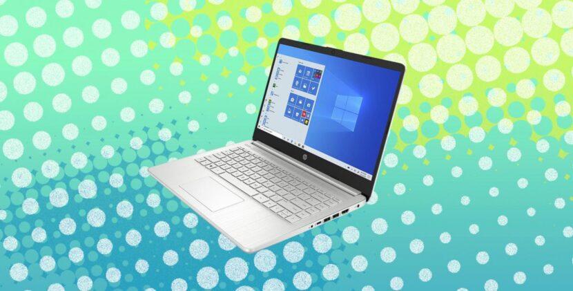 este portátil HP con Windows 10 es perfecto si buscas ordenador