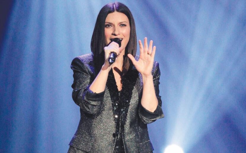 Cantante Laura Pausini está lista para cantar en los Oscar