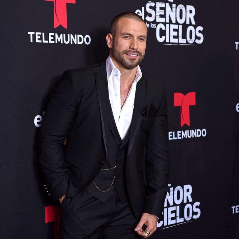 Tras rumores de recaída, Actor Rafael Amaya reaparece en público