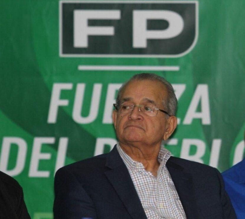 Franklin Almeyda sobre casos de corrupción: «Cuando empezó a gobernar Danilo las cosas se desbordaron»
