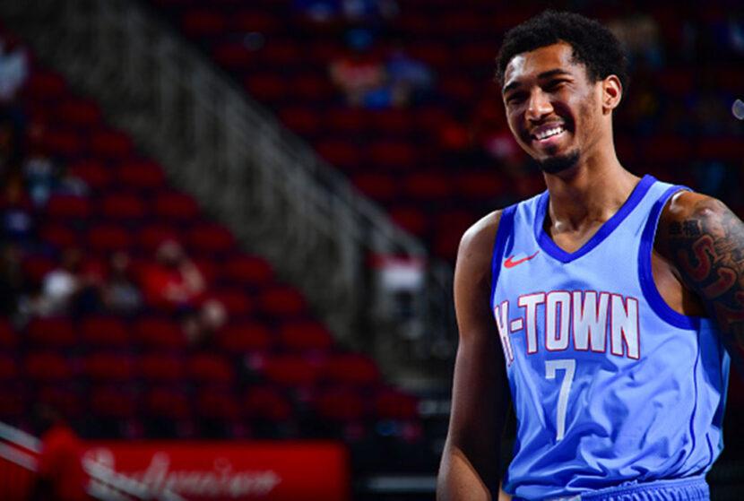 Armoni Brooks establece el récord de la NBA de triples en los primeros 17 juegos