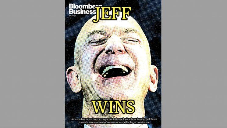 Cómo Jeff Bezos flanqueó al National Enquirer
