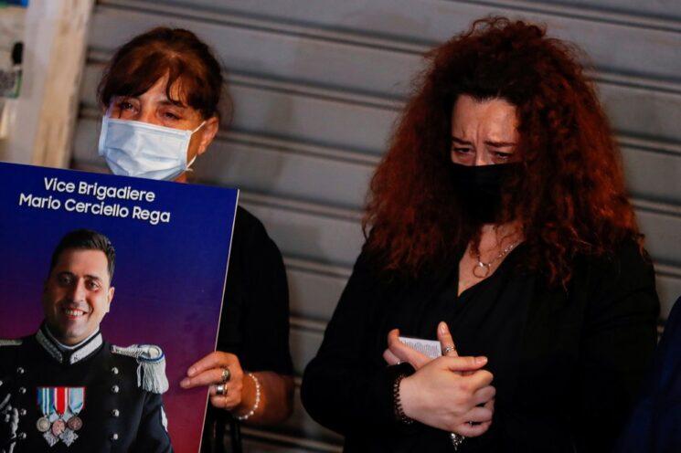 Dos estudiantes estadounidenses fueron condenados a cadena perpetua por el asesinato de un policía en Roma