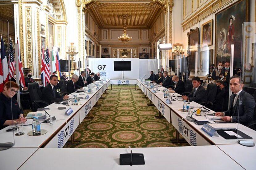 El G7 prometió ayuda financiera al programa COVAX para