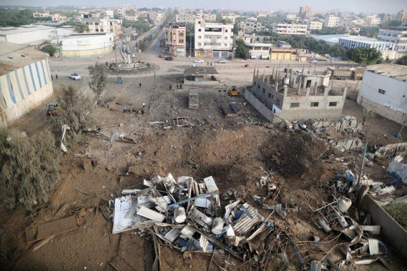 El grupo terrorista Yihad Islámica anunció la muerte de dos de sus líderes durante los bombardeos de Israel sobre Gaza