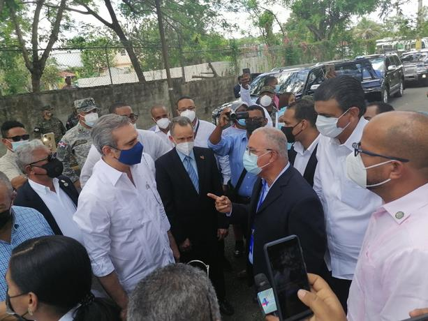 Esto dice Abinader tras las declaraciones de Girón Jiménez y la Operación Coral