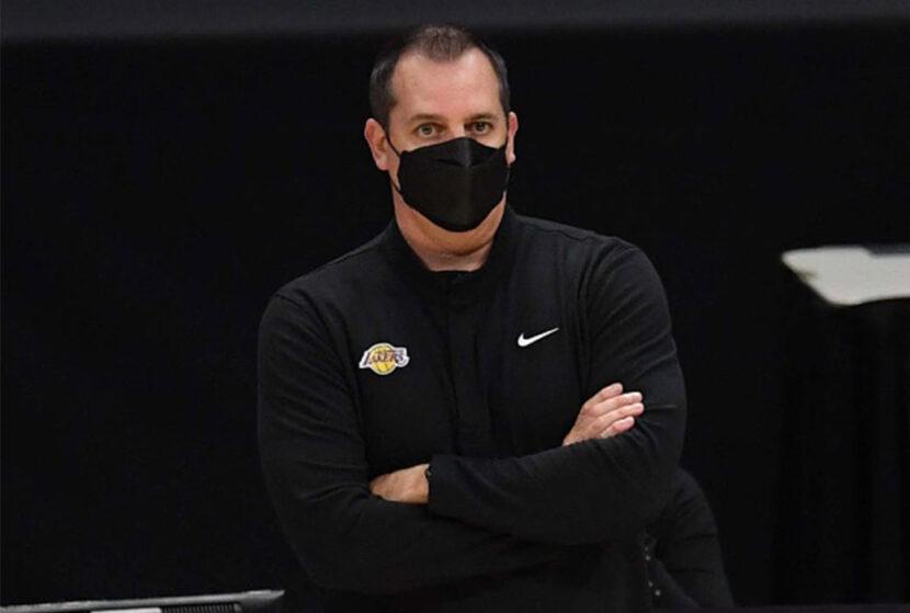 Frank Vogel dice que confía en los Lakers, 'sin miedo' al torneo de play-in
