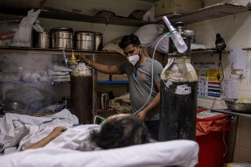 India continúa registrando cifras récord por coronavirus: más