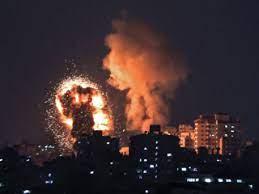 Israel inició operaciones terrestres contra objetivos del grupo