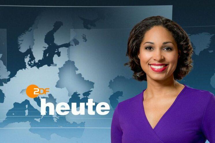 """Jana Pareigis pronto se unirá al equipo de noticias """"heute"""" en ZDF. Sucede a Petra Gerster, que se ha jubilado."""