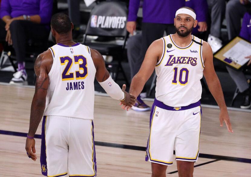 Jared Dudley considera que el camino de los Lakers a las finales es el más difícil en la historia de la NBA