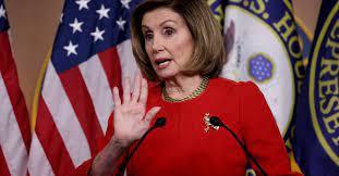 """La líder demócrata en la Cámara Baja de EEUU dijo que """"la seguridad"""