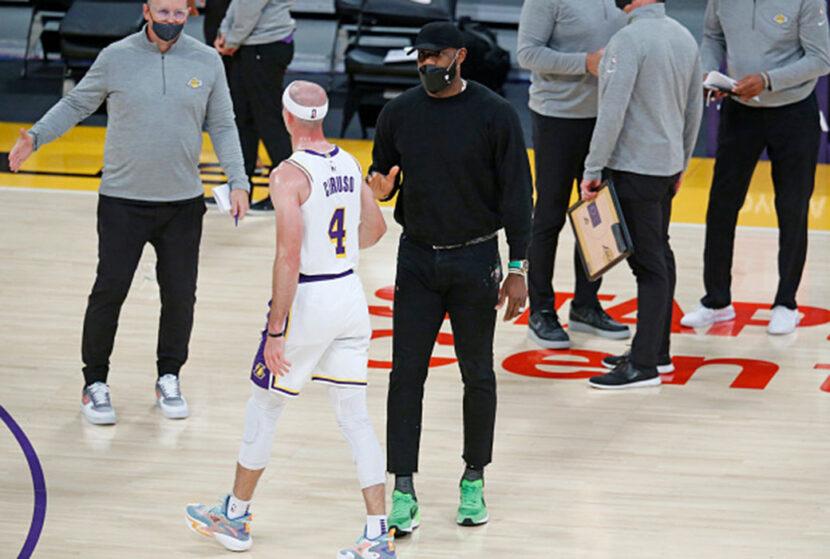 LeBron James podría regresar contra Knicks o Rockets