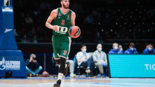 Los Knicks acuerdan firmar a Luca Vildoza con un contrato de 4 años y $ 13,6 millones