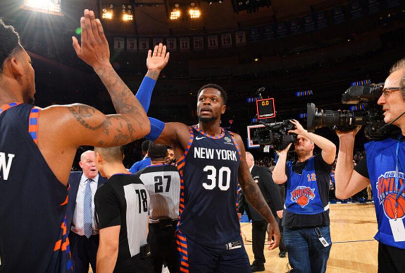 Los New York Knicks se dirigen a los Playoffs por primera vez desde 2013