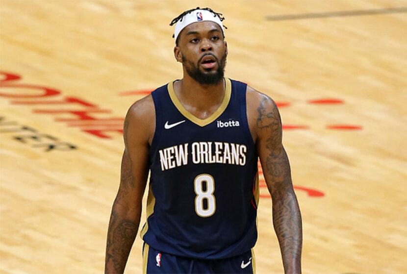 Naji Marshall firma un acuerdo de tres años con los Pelicans