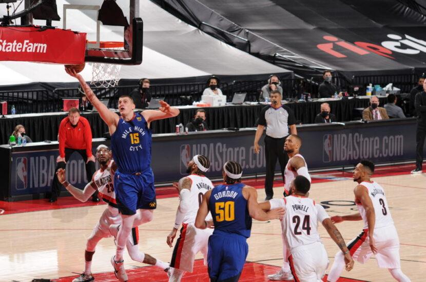 Nikola Jokic está poniendo el foco en su estatus de MVP en los Playoffs