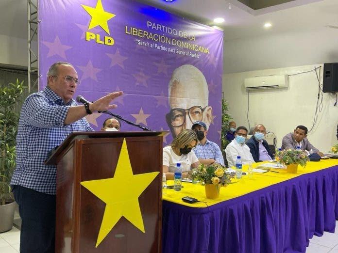 PLD denuncia calamidades y vicisitudes en hogares dominicanos en nueve meses de gestión del PRM