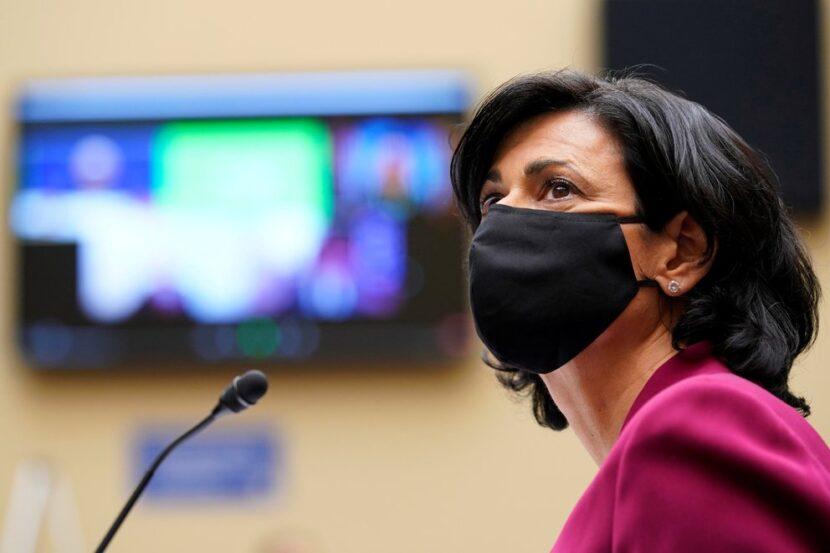 """Rochelle Wallensky, directora de los CDC de EEUU: """"El COVID-19"""