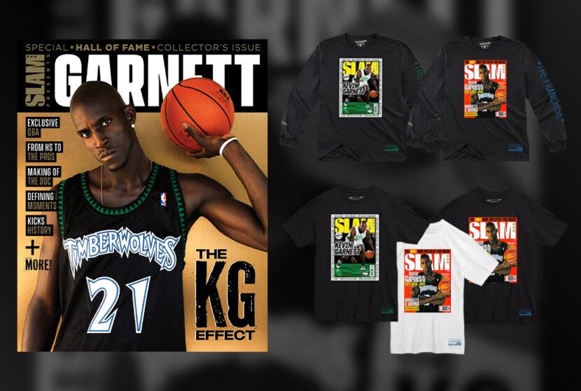SLAM presenta: GARNETT y camisetas de portada exclusivas disponibles ahora