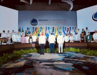 Ministros de Turismo de las Américas buscan relanzar el turismo en la región