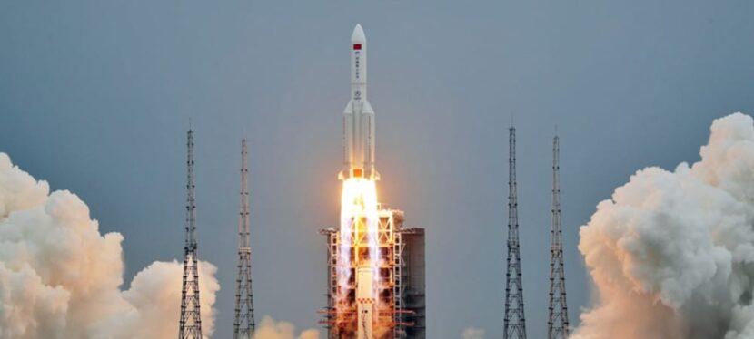 Un cohete chino puede caer en Brasil; saber cuales son las posibilidades
