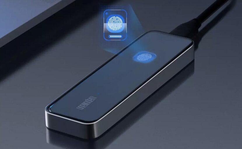 Xiaomi pone a la venta un disco duro PSSD de 1 TB que se protege con la huella dactilar