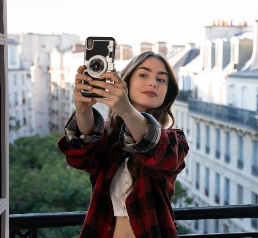 Comienza rodaje de la segunda temporada de la serie Emily en Paris
