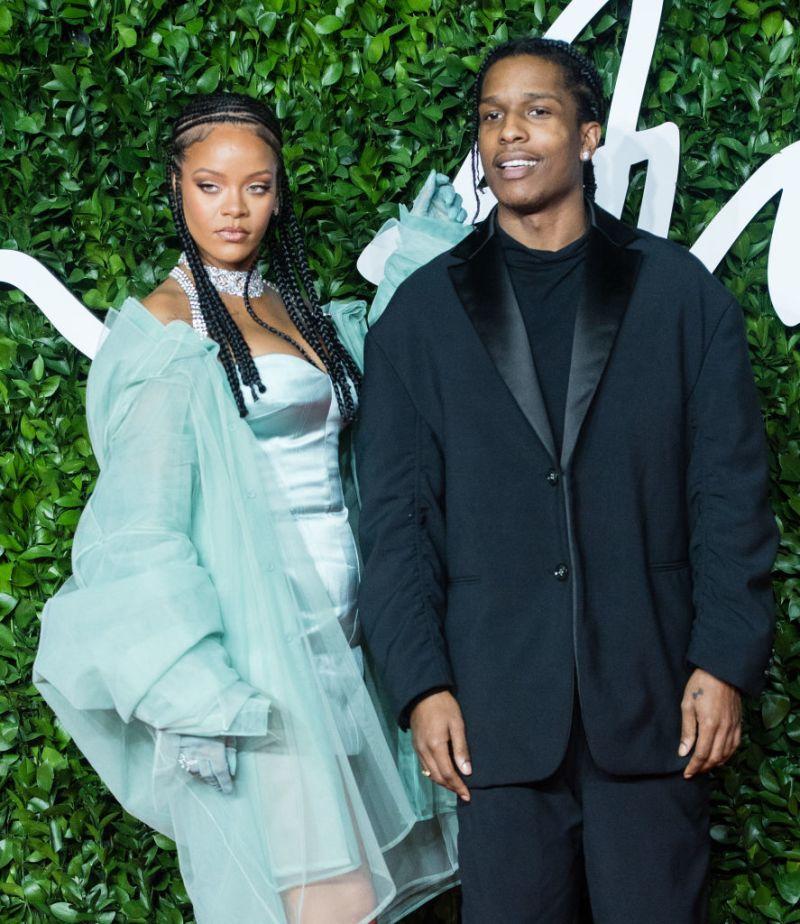 """""""Es el amor de mi vida"""": Rapero ASAP Rocky confirma su relación con Rihanna"""