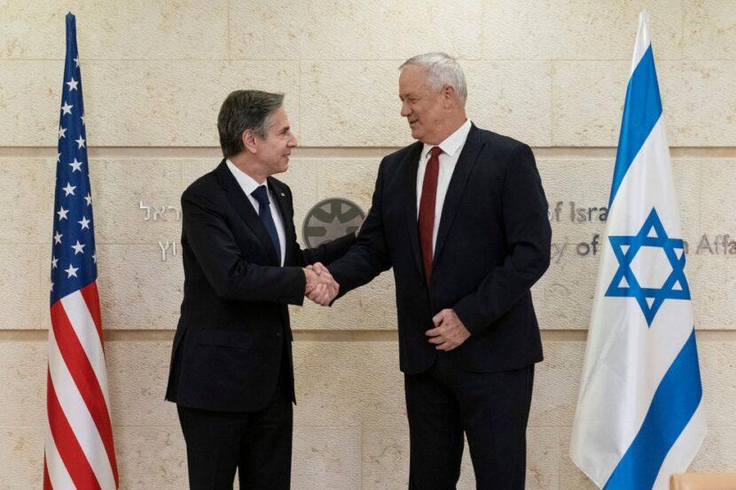 Blinken se reunió con el ministro de Defensa de Israel: Irán