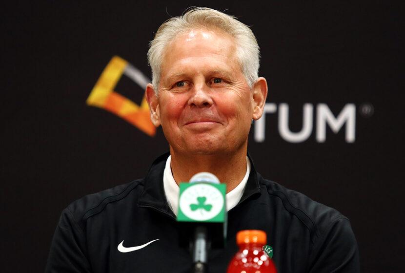 Danny Ainge se retira como presidente de operaciones de baloncesto de los Celtics