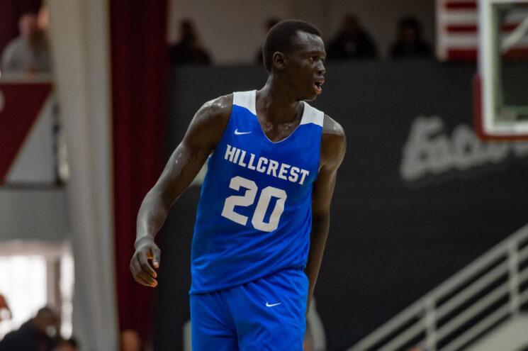 El ex recluta de cinco estrellas Makur Maker se declara para el Draft de la NBA de 2021