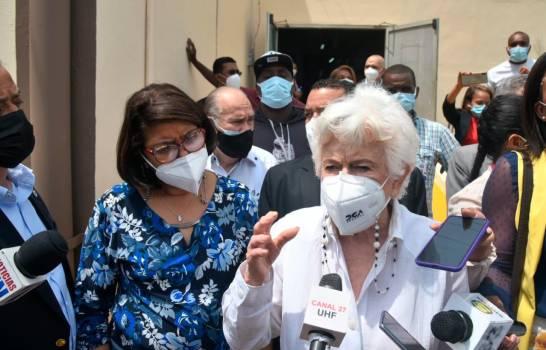 """Milagros Ortiz dice regidor de Higüey tendrá que """"enfrentar la justicia"""""""