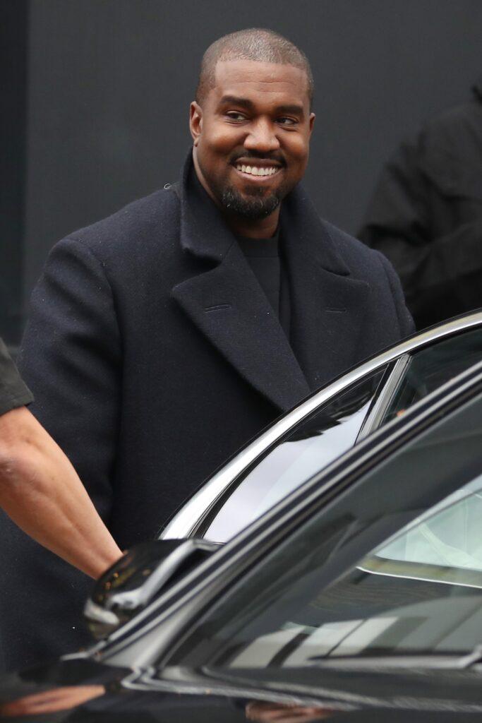 Pese al divorcio, Kanye tiene una buena relación con las hermanas de Kim