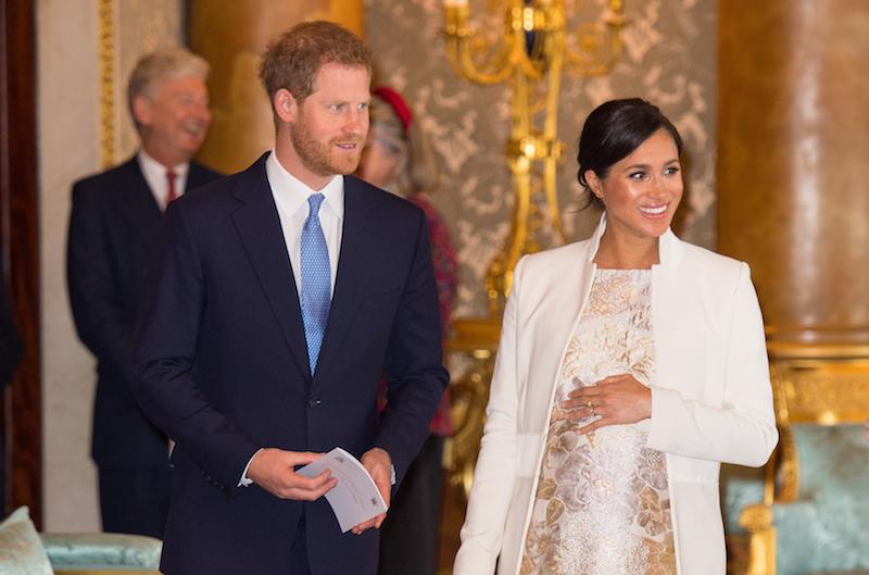 Príncipe Harry y Meghan anuncian el nacimiento de su segundo hijo, Lilibet «Lili» Diana