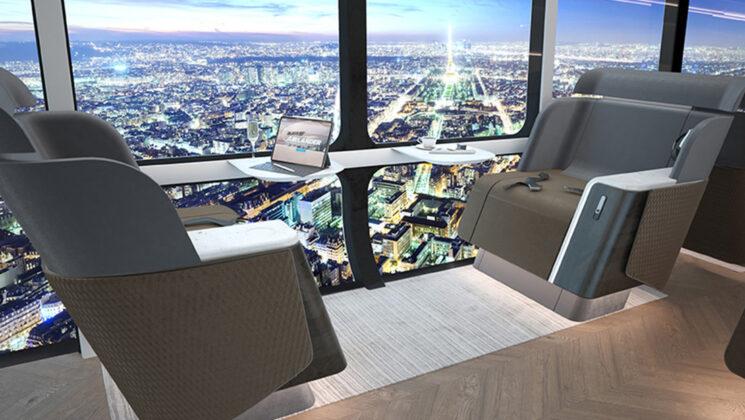 Airlander 10: el dirigible híbrido de más de 90 metros de largo, que promete convertirse en una alternativa ecológica al avión