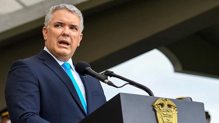 Presidente de Colombia pide a EE.UU. declarar a Venezuela